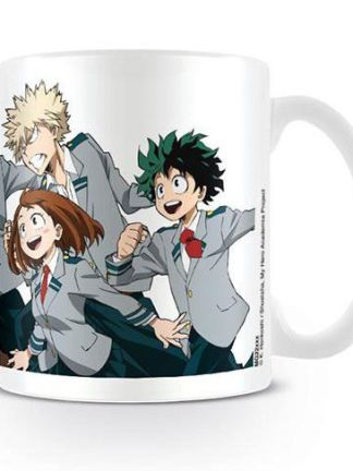 My Hero Academia Mug School Dash - My Hero Academia Mug Character Burst