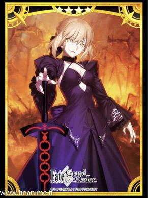 Fate/Grand Order - Saber Alter - card sleeve