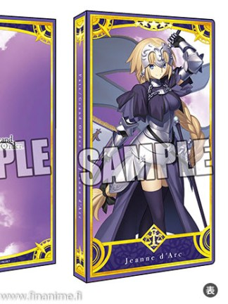Fate/Grand Order - Ruler/Jeanne d'Arc - card holder