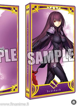 Fate/Grand Order - Scathach - Fate/Grand Order card holder