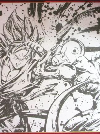 Frieza - Goku