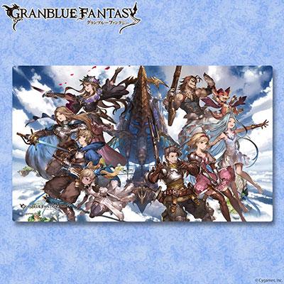 Granblue Fantasy Rubber Mat