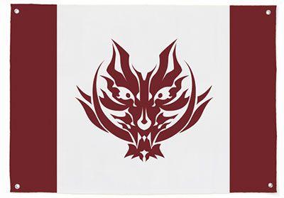 Gods Eater Burst flag