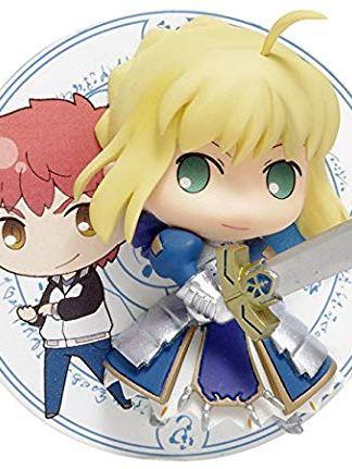 Fate/Stay Night - Saber & Shirou - Shirou Emiya pin