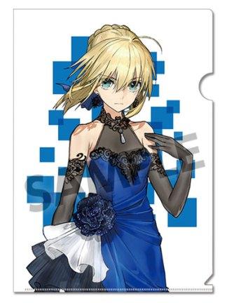 Fate/Extella - Altria dress - office file