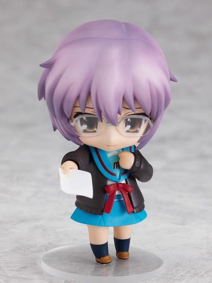 Yuki Nagato Nendoroid