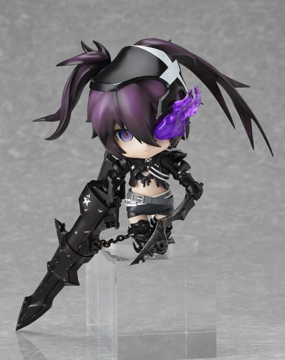 Wonder Festival - Good Smile Insane Black Rock Shooter Nendoroid Action Figure