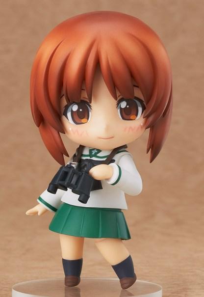 Girls und Panzer - Nishizumi Miho, Nendoroid [310] - Miho Nishizumi