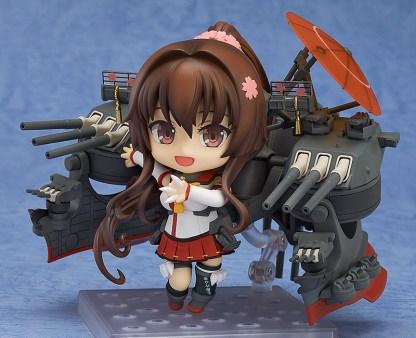 Japanese battleship Yamato Nendoroid
