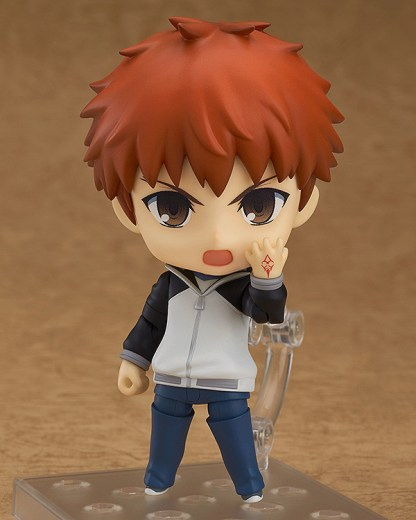 Fate/Stay Night - Emiya Shirou, Nendoroid [555]