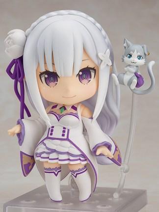 Re:Zero - Emilia, Nendoroid [751] - Emilia