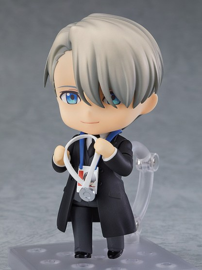 Yuri!!! on Ice Victor Nikiforov Nendoroid