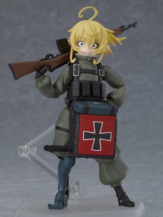 Tanya Degurechaff - Tanya Degurechaff figma Saga of Tanya the Evil
