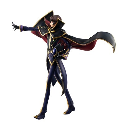 Lelouch Lamperouge figure
