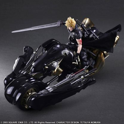 Cloud Strife action figure