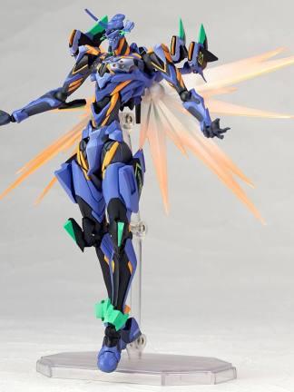 Evangelion - EVA-01 Final Model - Asuka Langley Soryu