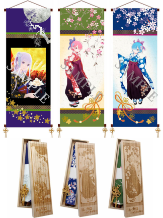 Hanging scroll - Re:Zero − Starting Life in Another World