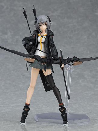 Heavily Armed High School Girls Roku figma - Figma