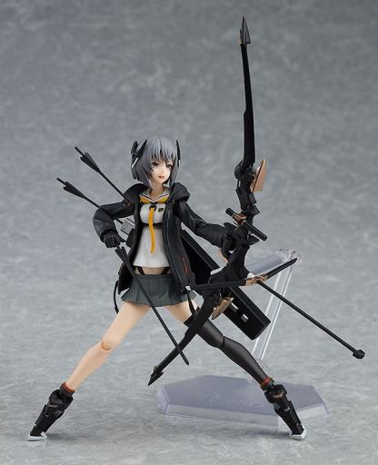 Heavily Armed High School Girls Roku figma - Max Factory Shi figma Heavily Armed High School Girls