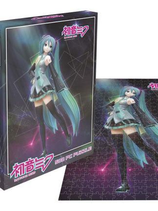 Hatsune Miku Miku Dancing Puzzle - Hatsune Miku Miku Projection Puzzle