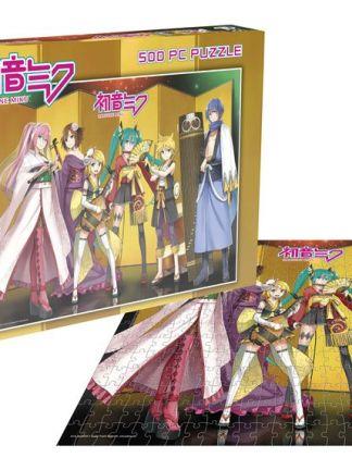 Hatsune Miku Magical Mirai - Hatsune Miku Miku Projection Puzzle