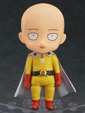 Saitama Nendoroid - One-Punch Man, Volume 3