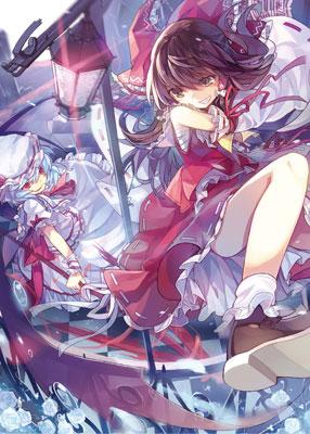 Touhou Project Wall Scroll - Melodic battle