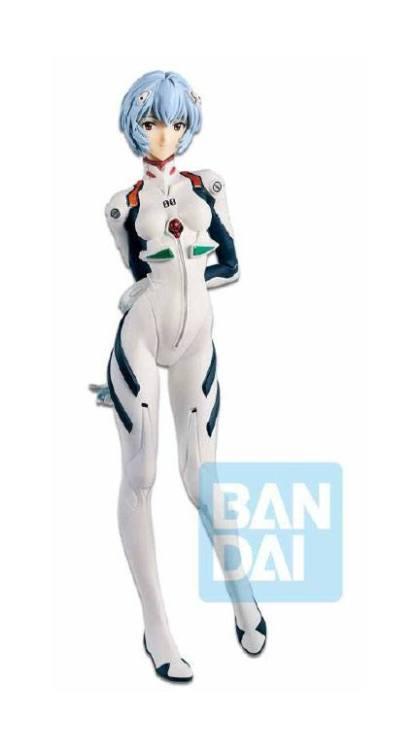 Evangelion 4.2 Rei figuuri 2.0 Bandai Ichibansho