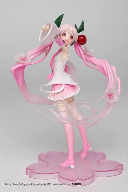 Hatsune Miku - Sakura Miku figuuri