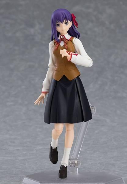 Fate/Stay Night - Shinji & Sakura Figma [445]