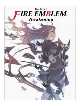 Fire Emblem Awakening taidekirja