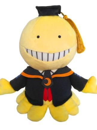Assassination Classroom - Koro-sensei plushie