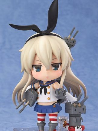 Kantai Collection - Shimakaze Nendoroid 371