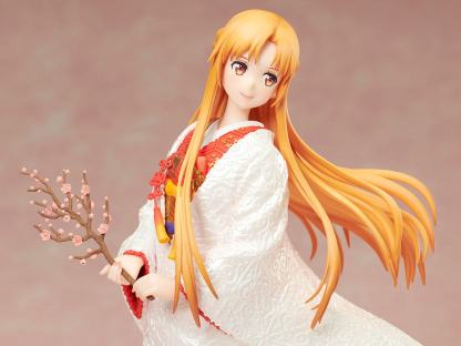 Sword Art Online - Asuna Shiromuku ver figuuri
