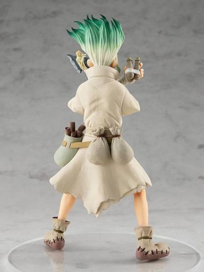 Dr. Stone - Senku Ishigami Pop Up Parade figuuri