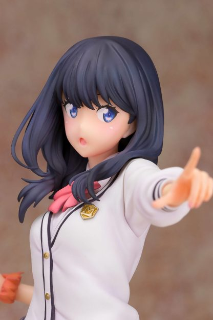 SSSS.Gridman - Rikka Takarada figuuri