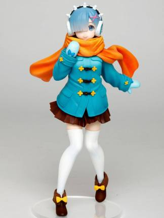 Re:Zero - Rem winter clothes ver Figuuri