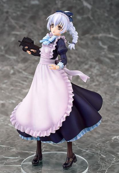 Full Metal Panic! Invisible Victory - Teletha Testarossa figuuri, Maid ver