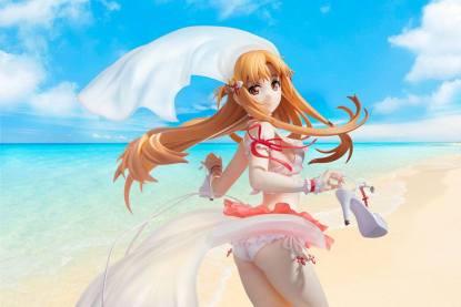 Sword Art Online - Asuna Midsummer Shining Bride ver figuuri