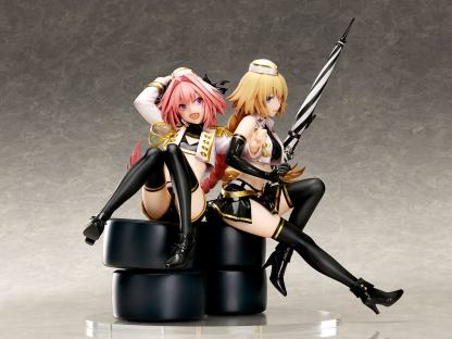 Fate/Apocrypha - Jeanne & Astolfo figuuri, Type-Moon Racing ver
