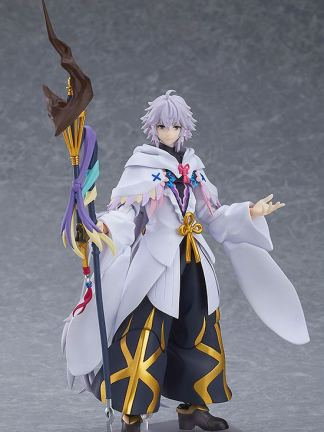 Fate/Grand Order: Absolute Demonic Front: Babylonia - Merlin Figma [479]