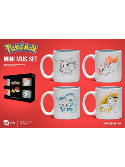 Mug - Pokémon: Let's Go, Pikachu! and Let's Go, Eevee!