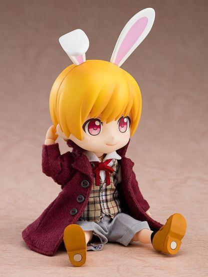 White Rabbit Nendoroid Doll