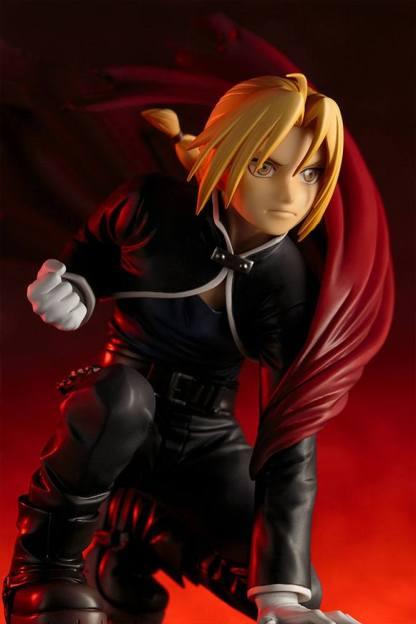 Fullmetal Alchemist Brotherhood ARTFXJ - Edward Elric figuuri