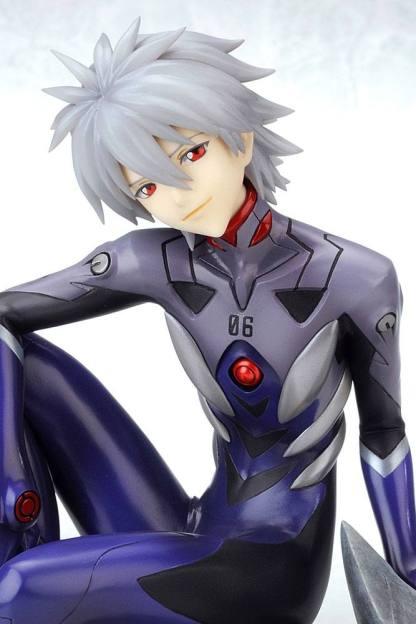 Evangelion - Kaworu Nagisa Plugsuit ver