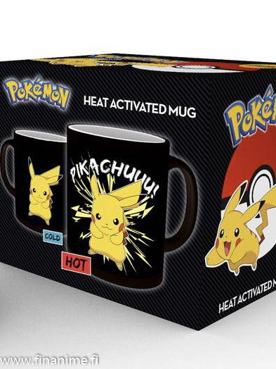 Pokemon - Pikachu Heat Change Muki