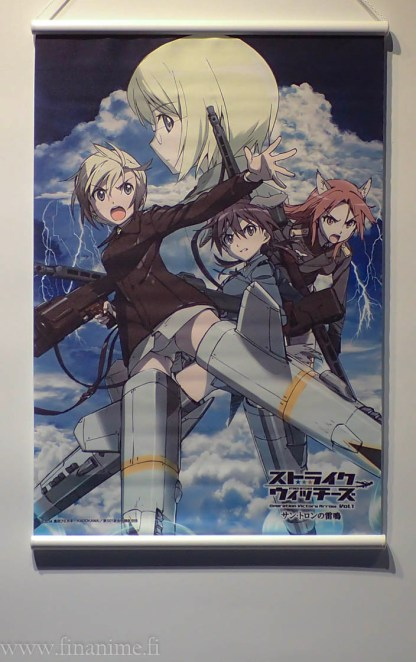 Strike Witches Wall Scroll - Operation Victory Arrow