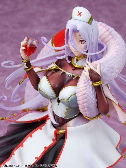 Monster Musume no Oisha-san: Monster Girl Doctor - Saphentite Neikes.