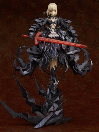 Fate/Stay Night - Saber Alter huke Collaboration figuuri