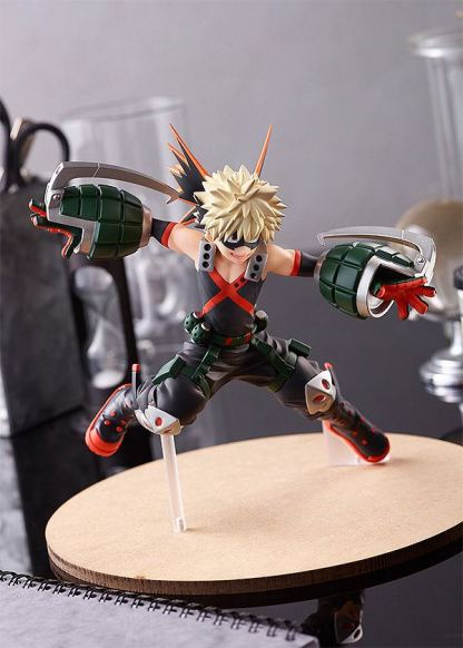 My Hero Academia - Katsuki Bakugo Hero Costume Pop Up Parade figuuri